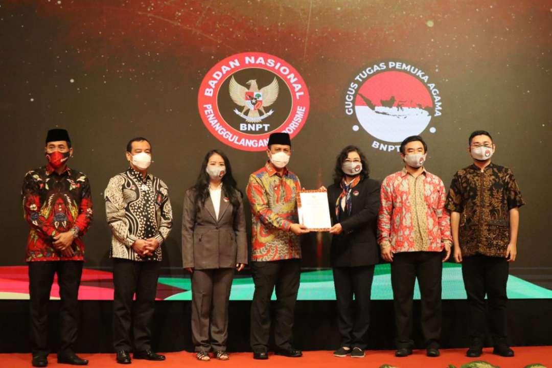 Pengurus Pusat MATAKIN hadiri Sarasehan & Muhasabah Gugus Tugas Pemuka Agama BNPT