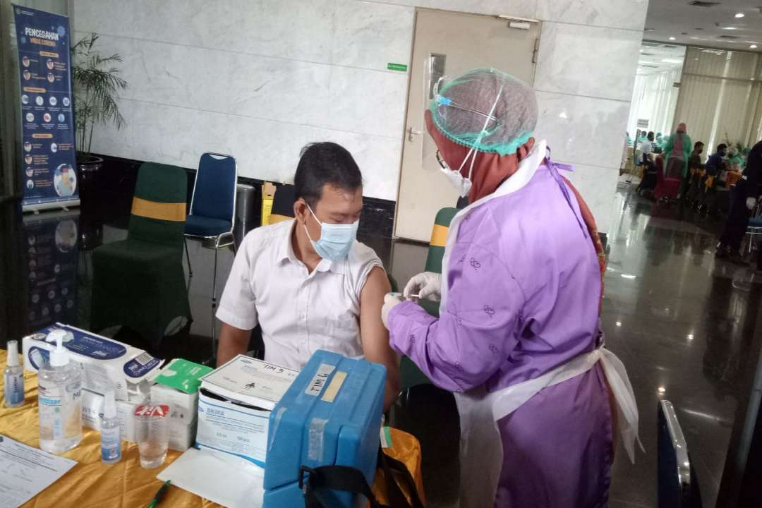 Ketua DPN PAKIN Ajak Pemuda Khonghucu Ikuti Program Vaksinasi Covid-19