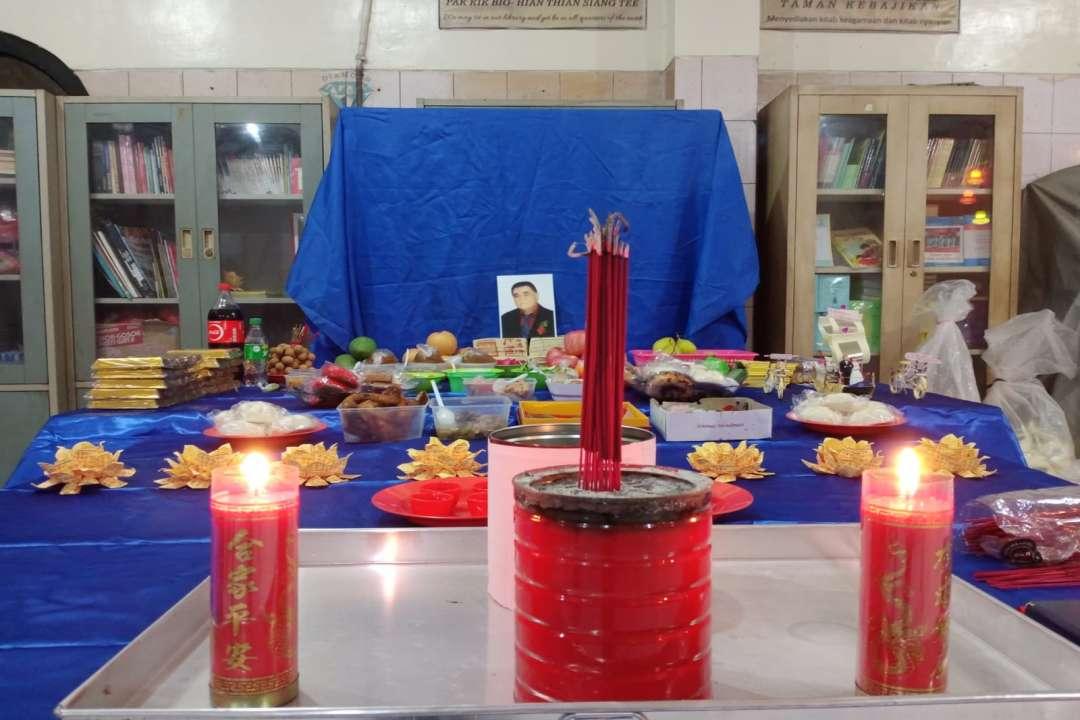 Peringatan 49 Hari Xs. Siek Lian Khing