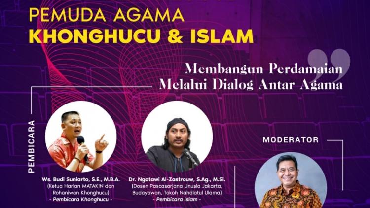 Dialog Khonghucu & Islam (Interfaith Dialogue - Pemuda Agama Khonghucu)