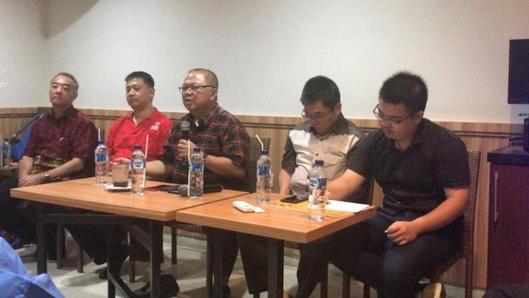 Pengurus Pusat Matakin melaksanakan kunjungan silaturahmi dan pembekalan dengan Umat Khonghucu di Palembang