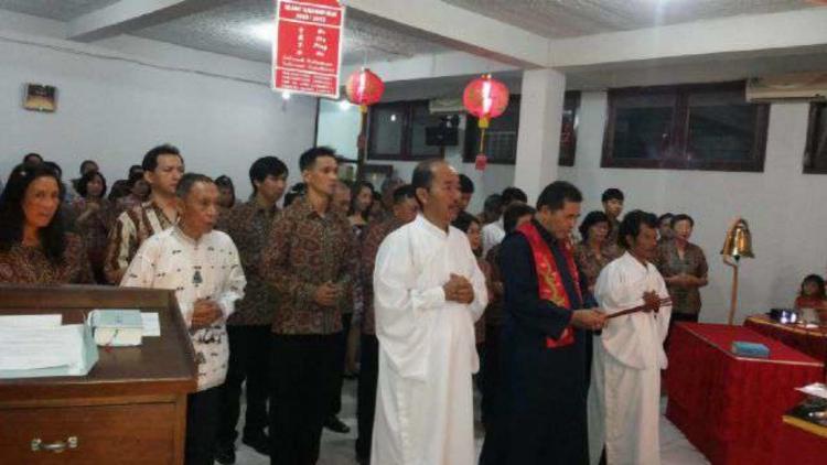 Pelantikan Dewan Pengurus MAKIN Banjar