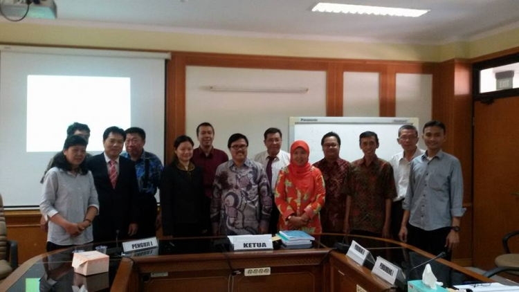 Sidang Tesis S2 Perbandingan Agama Khonghucu Fakultas Ushuluddin UIN Jakarta