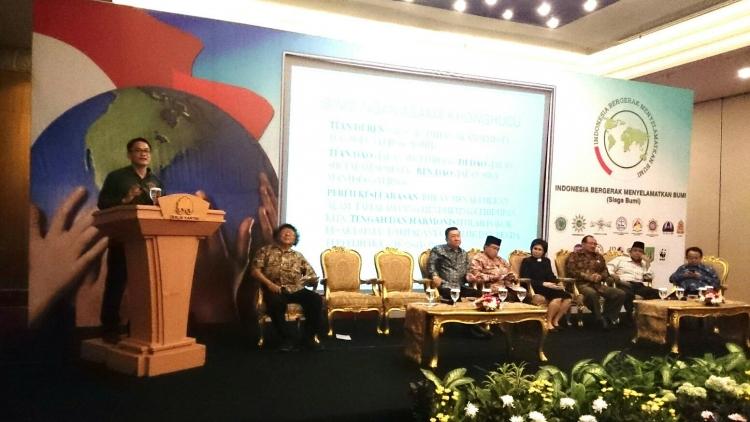Rembuk Nasional Tokoh Agama Menanggapi Perusakan Lingkungan Hidup dan Perubahaan Iklim