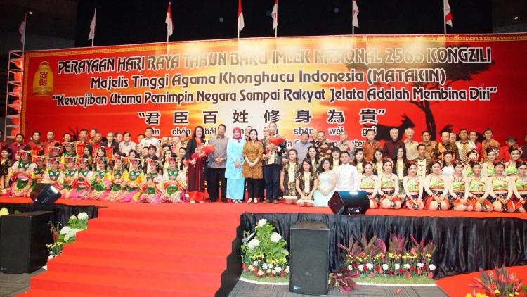 Perayaan Imlek Nasional 2566
